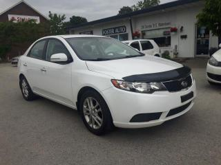 Used 2012 Kia Forte EX for sale in Waterdown, ON