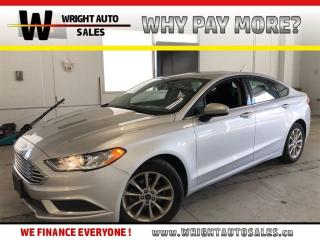 Used 2017 Ford Fusion SE |SUNROOF|BLUETOOTH|BACKUP CAMERA|62,638 KMS for sale in Cambridge, ON