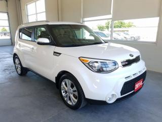 Used 2014 Kia Soul EX  Bluetooth< Heated seats, Cruise for sale in Stratford, ON