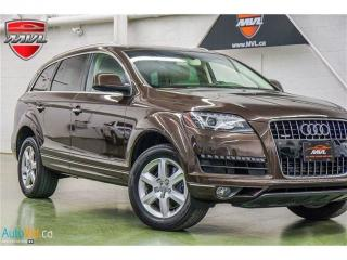 Used 2013 Audi Q7 3.0T for sale in Oakville, ON