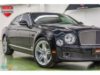 Used 2011 Bentley Mulsanne - for sale in Oakville, ON
