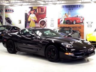 Used 2003 Chevrolet Corvette Z06 for sale in Paris, ON