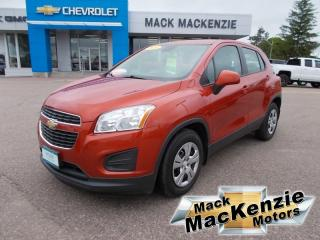 Used 2014 Chevrolet Trax LS for sale in Renfrew, ON