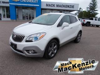 Used 2014 Buick Encore CXL for sale in Renfrew, ON