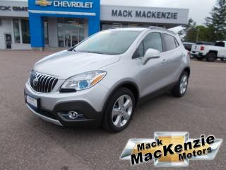 Used 2015 Buick Encore CX for sale in Renfrew, ON