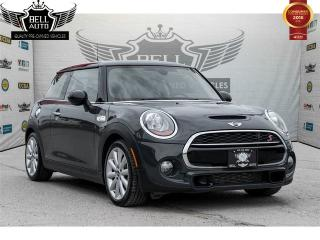 Used 2014 MINI Cooper S PANORAMIC SUNROOF LEATHER INTERIOR ALLOY WHEELS for sale in Toronto, ON