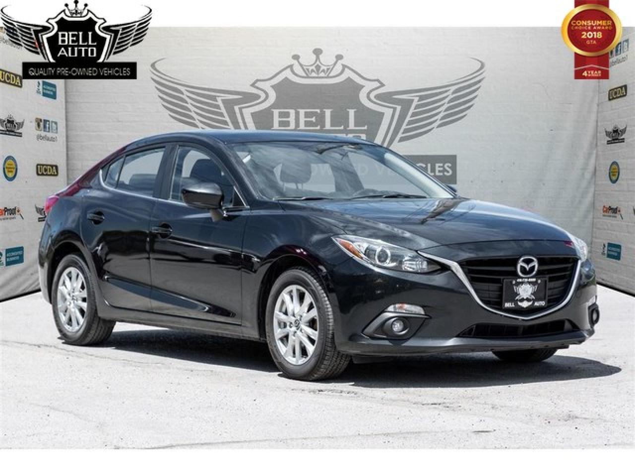 2014 Mazda MAZDA3 GS-SKY NAVI BACKUP CAMERA SUNROOF BLUETOOTH