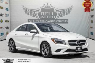 Used 2014 Mercedes-Benz CLA-Class CLA 250, NO ACCIDENT, NAVI, REAR CAM, B.SPOT, PANO ROOF for sale in Toronto, ON