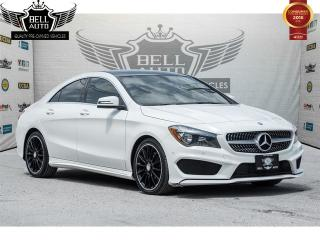 Used 2015 Mercedes-Benz CLA250 4MATIC AMG NAVI SUNROOF LEATHER INTERIOR PARKING SENORS for sale in Toronto, ON