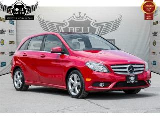 Used 2014 Mercedes-Benz B-Class LIMITED PKG NAVIGATION PANO SUNROOF LEATHER BACKUP CAMERA for sale in Toronto, ON