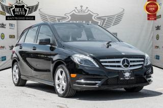 Used 2014 Mercedes-Benz B-Class NAVIGATION BACKUP CAMERA PANO SUNROOF LEATHER for sale in Toronto, ON