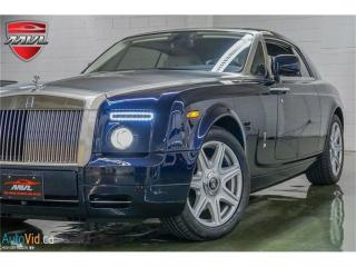 Used 2010 Rolls Royce Phantom Coupe - -by appointment only- for sale in Oakville, ON