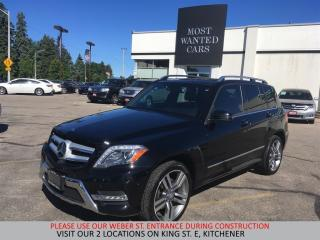 Used 2015 Mercedes-Benz GLK-Class 250 BlueTec | 360 CAM | BLIND | 20 INCH | NAV for sale in Kitchener, ON