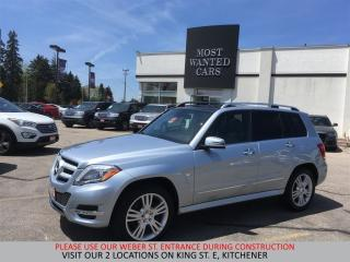 Used 2013 Mercedes-Benz GLK-Class 250 BLUETEC | NAVIGATION | BLIND | LANE | CAMERA for sale in Kitchener, ON