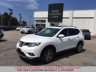 Used 2014 Nissan Rogue SL AWD | NAVIGATION | 360 CAMERA for sale in Kitchener, ON