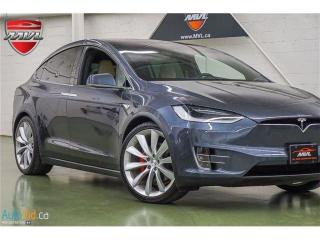 Used 2016 Tesla Model X P90D Autopilot Ludicrous Mode AWD 6-Pass for sale in Oakville, ON