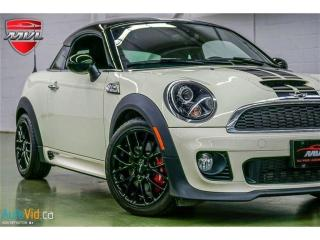 Used 2014 MINI Cooper Coupe John Cooper Works for sale in Oakville, ON
