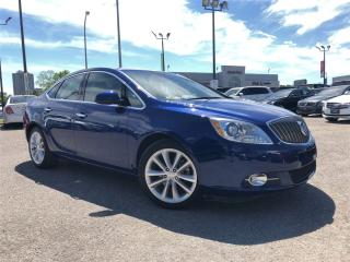 Used 2014 Buick Verano Leather Pkg Bose Convience Pkg Rear Camera for sale in Thornhill, ON