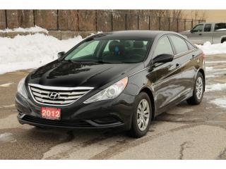 Used 2012 Hyundai Sonata GL ONLY 93K | CERTIFIED for sale in Waterloo, ON