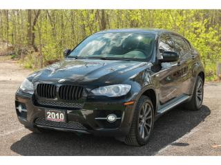 Used 2010 BMW X6 xDrive35i NAVI | AWD | CERTIFIED for sale in Waterloo, ON