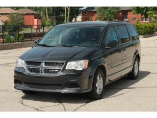 Used 2011 Dodge Grand Caravan SE/SXT Bluetooth | Stow and Go | CERTIFIED for sale in Waterloo, ON