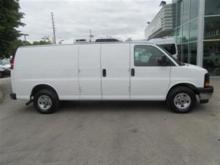 Used 2017 GMC Savana 3500 1 TON EXTENDED GAS CARGO REFRIDGERATED VAN for sale in Richmond Hill, ON