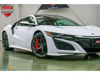 Used 2017 Acura NSX $2 617/month +tax for sale in Oakville, ON