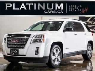 Used 2014 GMC Terrain SLT-1 AWD, CAMERA, LEATHER, PWR TRUNK for sale in North York, ON