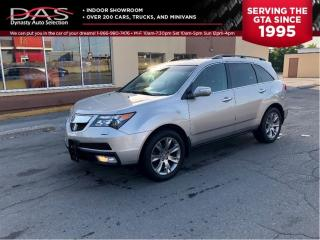 Used 2012 Acura MDX Elite Package Navigation/Leather/Sunroof for sale in North York, ON