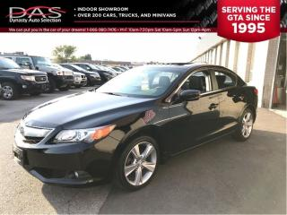 Used 2014 Acura ILX Technology Package Navigation/Leather/Sunroof for sale in North York, ON