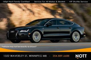 Used 2018 Audi A7 3.0T S-Line AWD Nav Pano Roof for sale in Winnipeg, MB