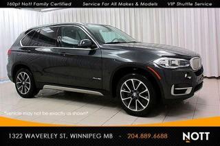 Used 2016 BMW X5 xDrive35i AWD Premium Nav Soft for sale in Winnipeg, MB