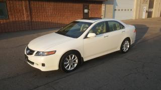 Used 2008 Acura TSX for sale in Burlington, ON