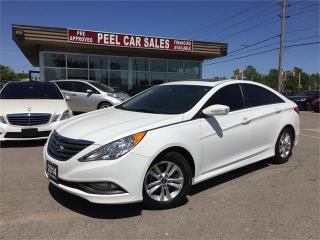 Used 2014 Hyundai Sonata GLS for sale in Mississauga, ON