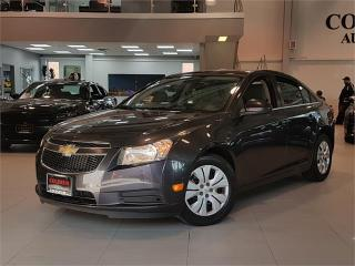 Used 2014 Chevrolet Cruze LT-AUTOMATIC-BLUETOOTH-ONLY 91KM for sale in York, ON