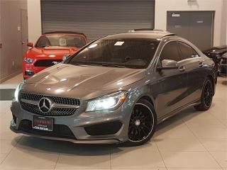 Used 2015 Mercedes-Benz CLA-Class CLA250 4MATIC-NAVIGATION-PANO ROOF-SPORT for sale in York, ON