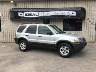 Used 2006 Ford Escape XLT for sale in Mount Brydges, ON