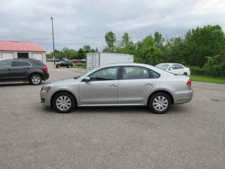 Used 2012 Volkswagen Passat Trendline FWD for sale in Cayuga, ON