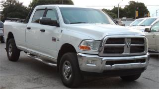 Used 2011 RAM 3500 ST for sale in Etobicoke, ON