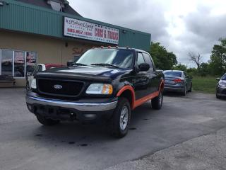 Used 2003 Ford F-150 SuperCrew Lariat for sale in Bolton, ON