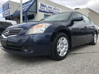 Used 2009 Nissan Altima 2.5 S PUSH START|ACCIDENT FREE|AC|CERTIFIED for sale in Concord, ON
