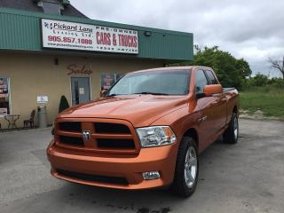 Used 2010 Dodge Ram 1500 SLT/Sport/TRX for sale in Bolton, ON