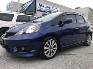 Used 2012 Honda Fit Sport ONE OWNER|BLUETOOTH|ALLOY WHEELS|CERTIFIED for sale in Concord, ON