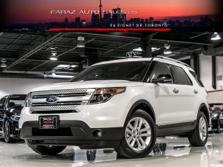 Used 2013 Ford Explorer AWD|XLT|TV/DVD|BLINDSPOT|NAVI|REAR CAMERA|7PASSENGER for sale in North York, ON