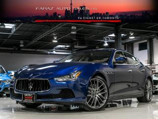 Used 2015 Maserati Ghibli S Q4|NAVI|REAR CAMERA|CARBON FIBER for sale in North York, ON