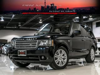 Used 2010 Land Rover Range Rover HSE|NAVI|REAR CAM|COOLED SEATS|HARMANKARDON|FULL SIZE|LOADED for sale in North York, ON