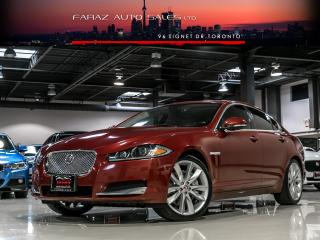Used 2015 Jaguar XF 3.0 AWD|NAVI|BLINDSPOT|REAR CAM|MERIDIAN|LOADED for sale in North York, ON