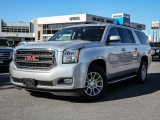 Used 2017 GMC Yukon XL XL, SLT, NAV, DVD, SUNROOF - 8 PASSENGER for sale in Ottawa, ON