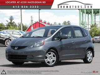 Used 2014 Honda Fit LX 5-Speed MT for sale in Stittsville, ON