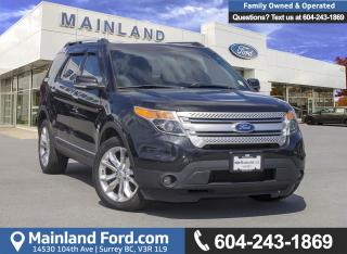 Used 2013 Ford Explorer XLT *LOCALLY DRIVEN* for sale in Surrey, BC